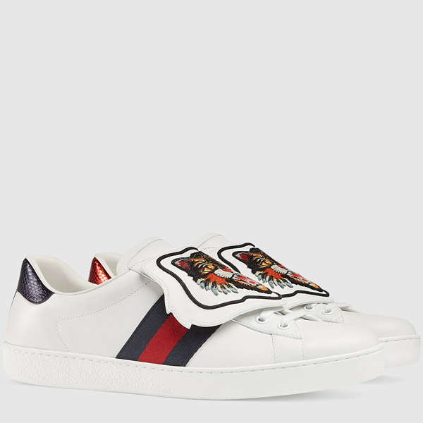 1276aaba62a 구찌   GUCCI   478190 DOP80 9182 SNEAKER - Fioritto