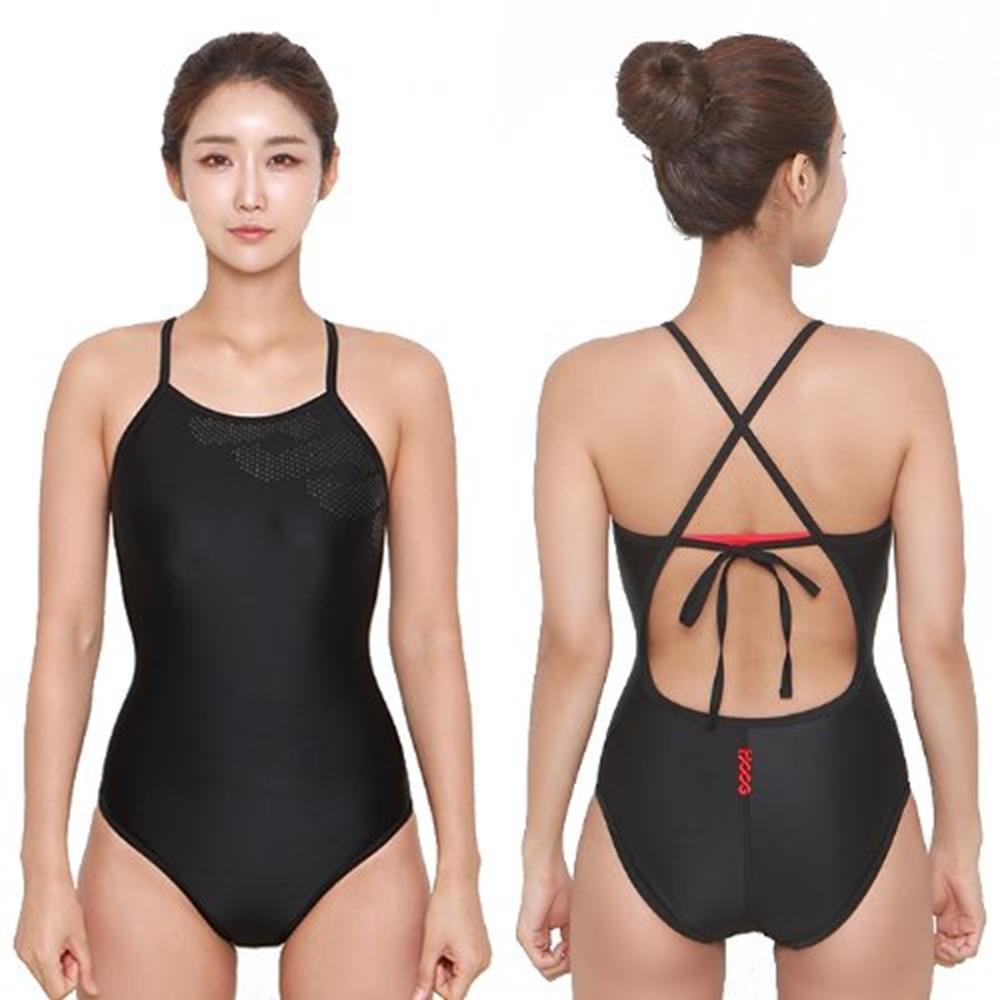 후그 신상 여자 수영복 WSA1129 스포츠의류 일반형
