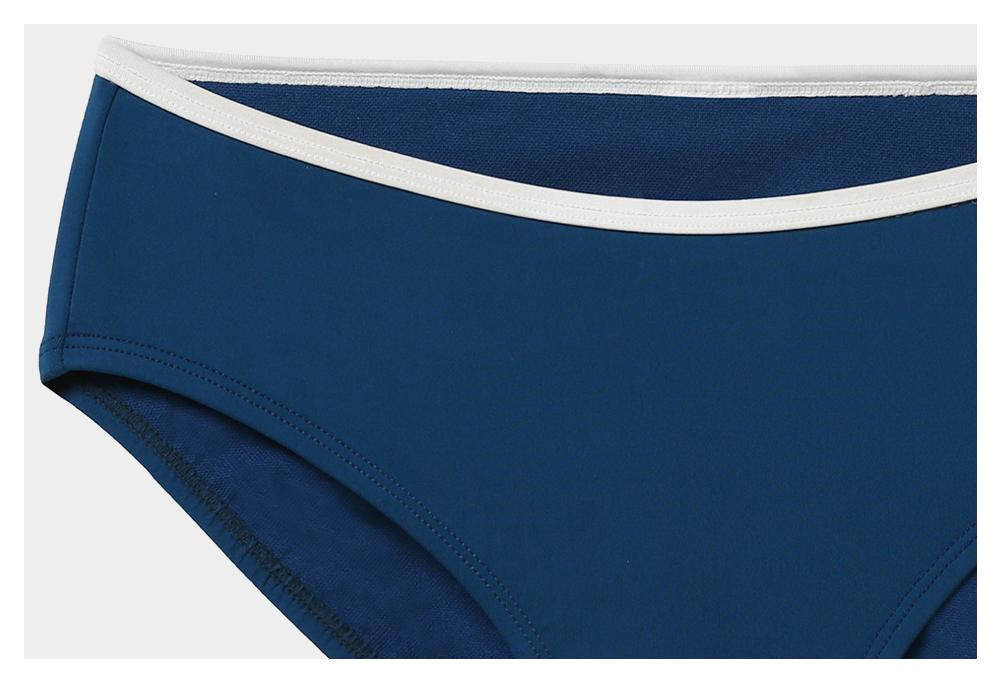 코랄리크(CORALIQUE) 스타피쉬 비키니 수영복 블루 CQ-LS19507NW