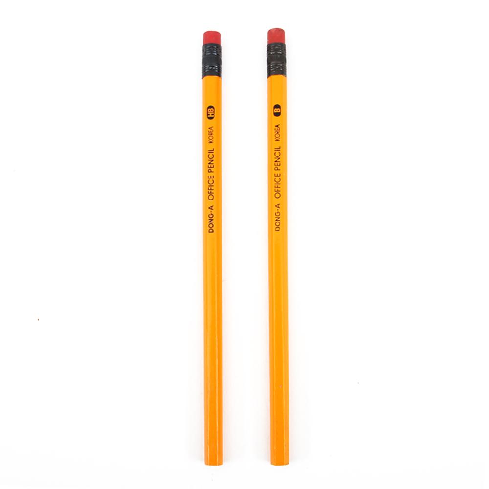 동아 오피스 연필 HB B 12자루