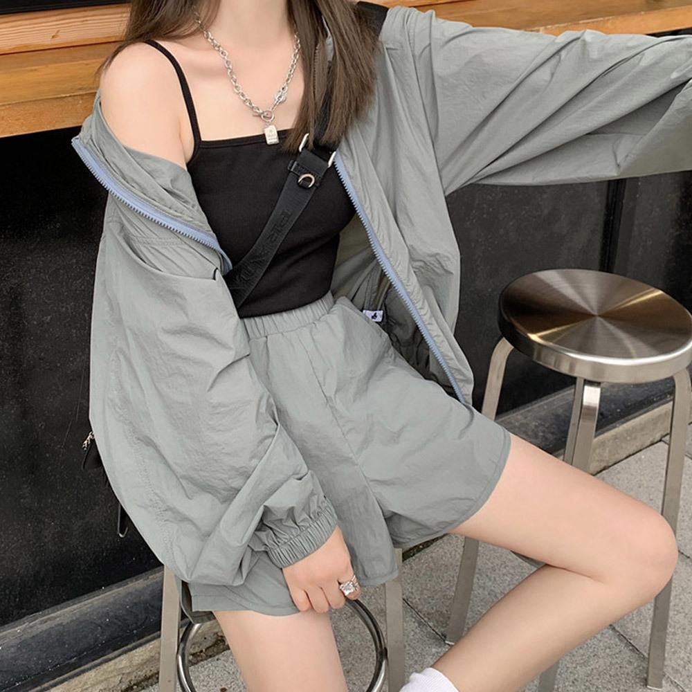 여름 캐주얼 얇은 윈드 썸머 여름자켓