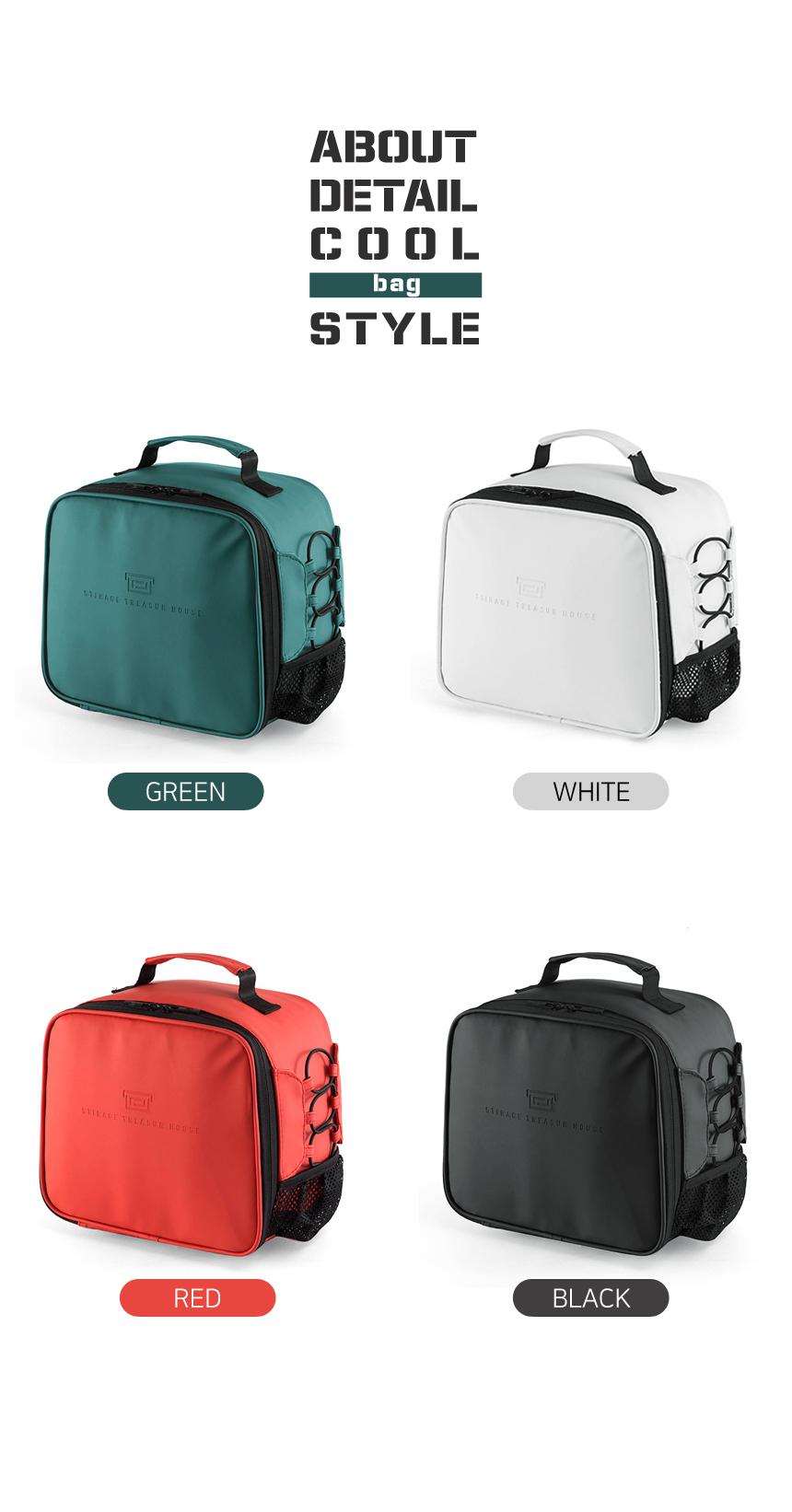 에코팩토리 포터블 보온가방 보냉백 ECO-0827 - 에코팩토리, 15,800원, 가방/수납, 보온/보냉가방