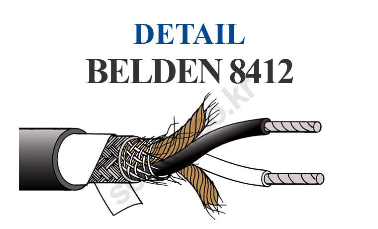 BELDEN 8412 Detail