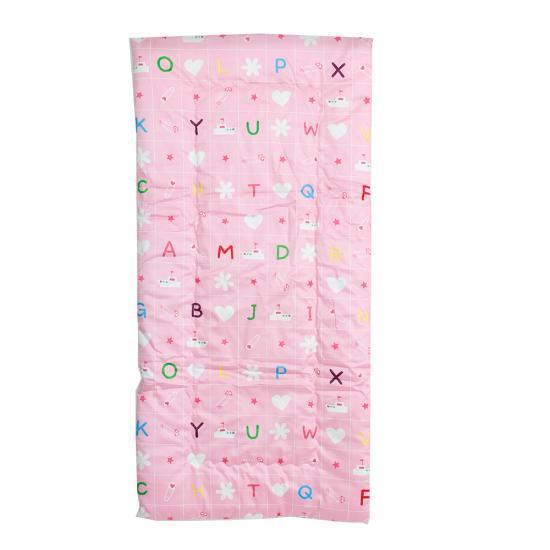 [AB101]신생아이불-알파벳(핑크)
