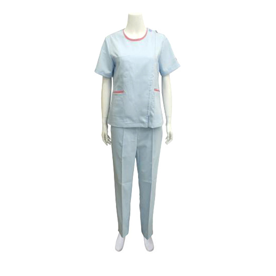 [HU151]수술내의-배색라운드넥