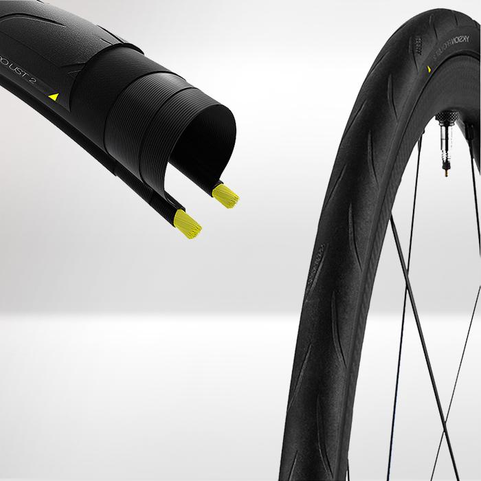 익시온 프로 UST II 타이어 - 튜블리스