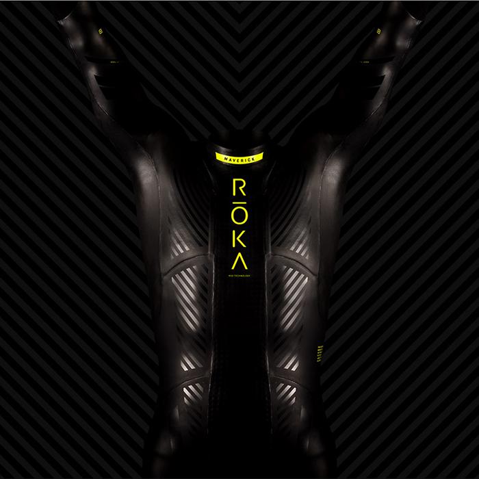 메버릭 프로2 / 블랙&라임 (남성용)