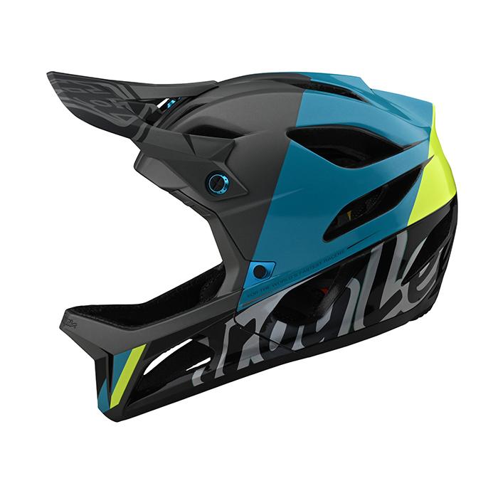21 스테이지 MIPS 노바 그레이 풀페이스 헬멧