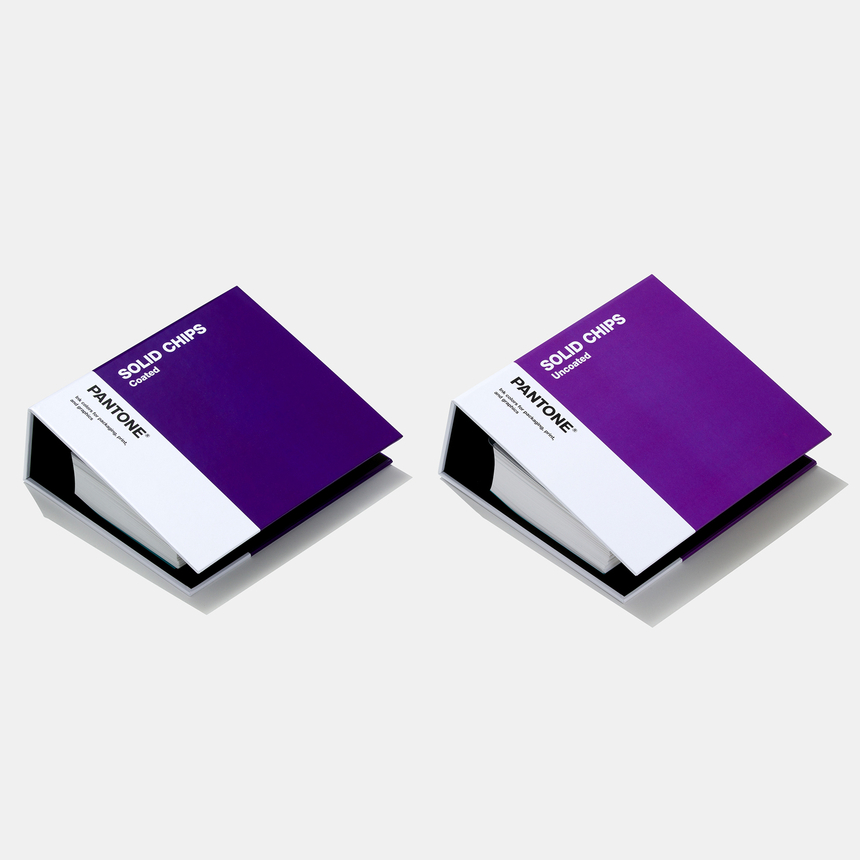 팬톤 솔리드 칩 (2권)