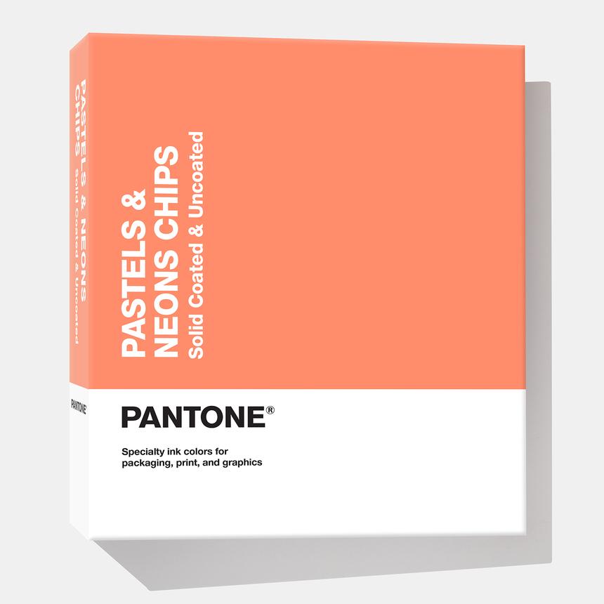 팬톤 파스텔 & 네온 칩 (1권)