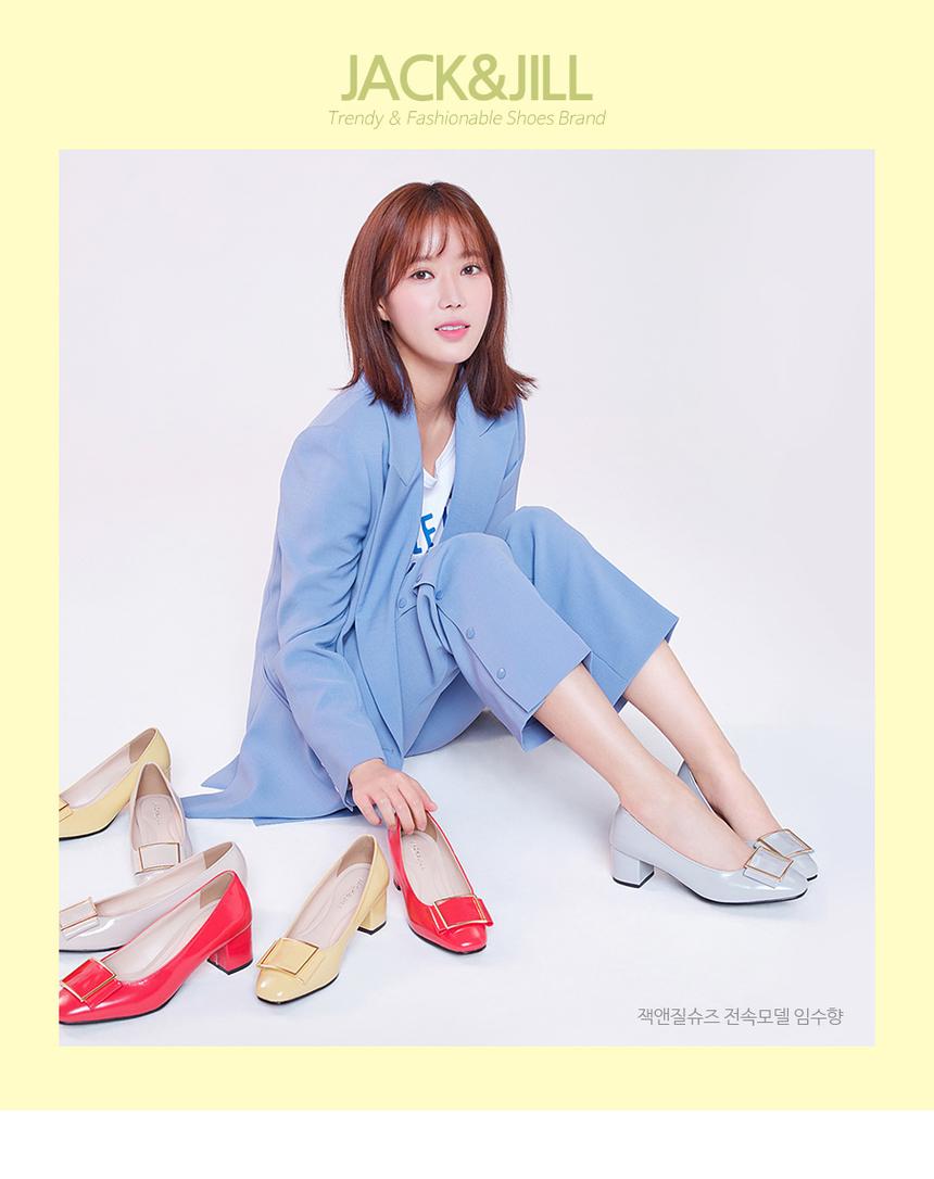 Giày sandal nữ đế thấp 3cm Jack&Jill JB9406