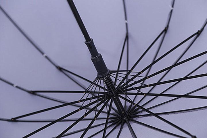 튼튼한 16개의 우산 살