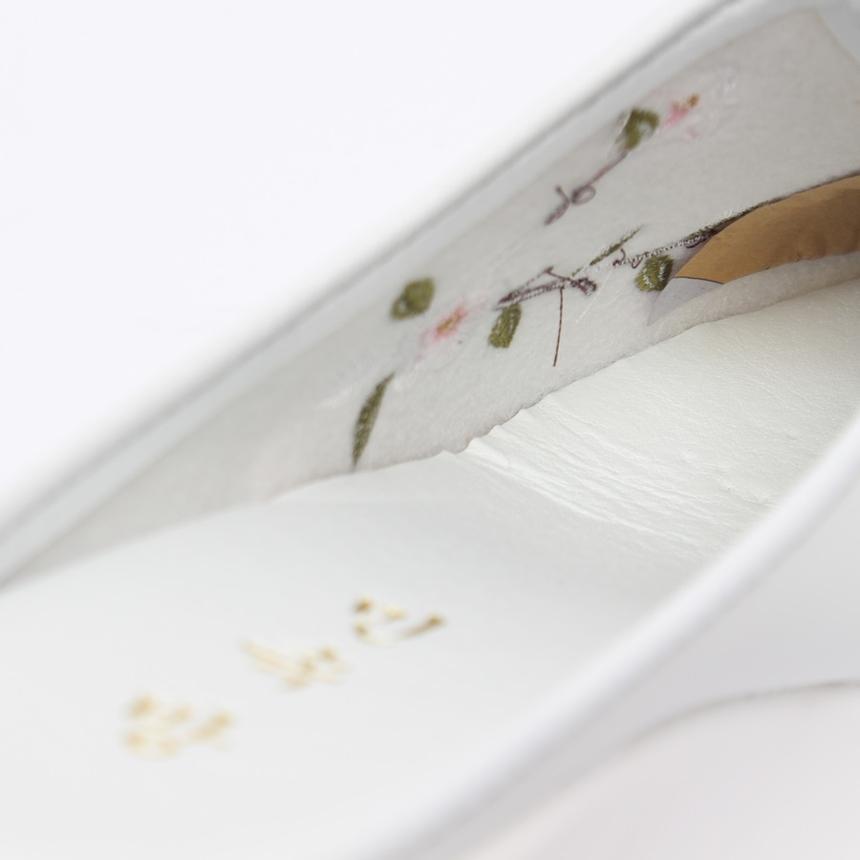 민속방 벚꽃 상굽 한복슬리퍼 (8cm)_10