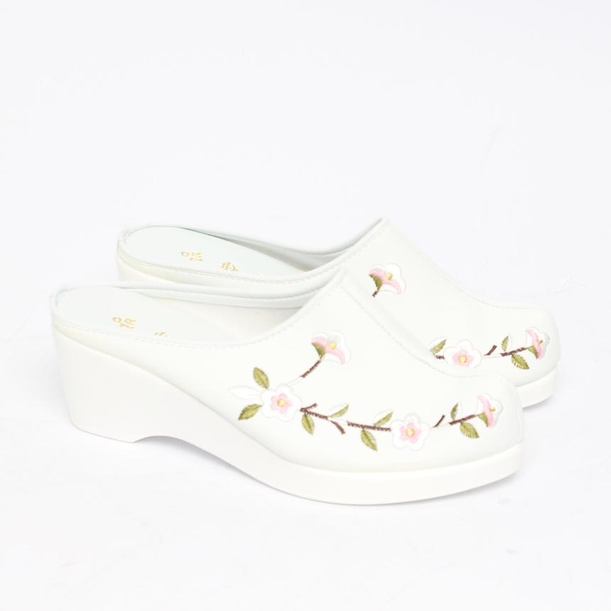 민속방 벚꽃 하굽 한복슬리퍼 (6cm)_8