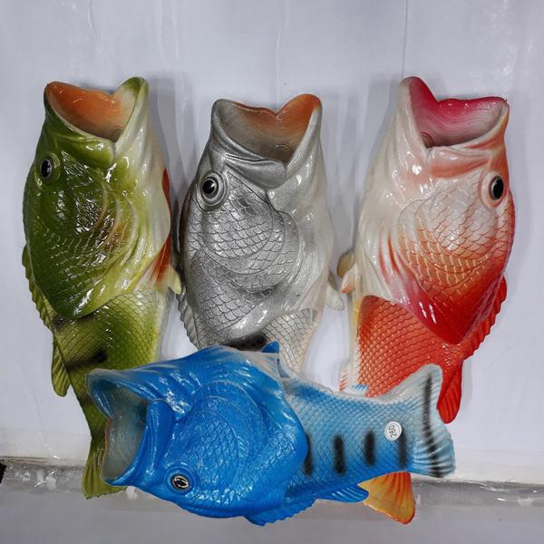 물고기 리얼피쉬 생선슬리퍼 _3