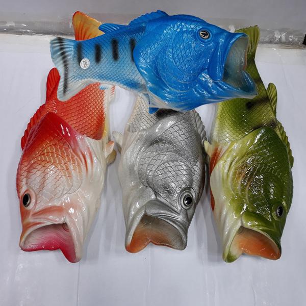 물고기 리얼피쉬 생선슬리퍼 _1