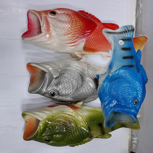 물고기 리얼피쉬 생선슬리퍼 _2