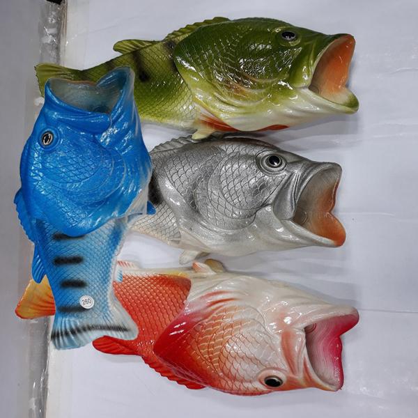 물고기 리얼피쉬 생선슬리퍼 _4