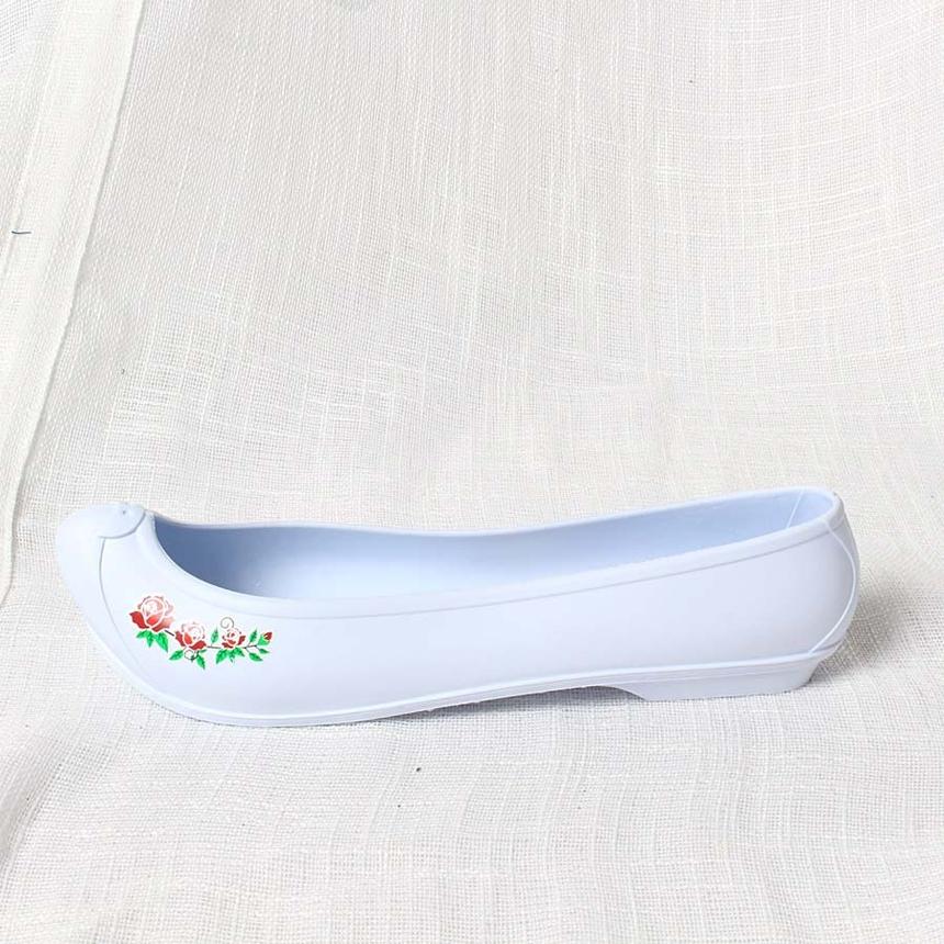 여성 고무신 한복화 한복신발 코고무신,한복신발,코고무신,하얀고무신,흰고무신,흰색고무신_3