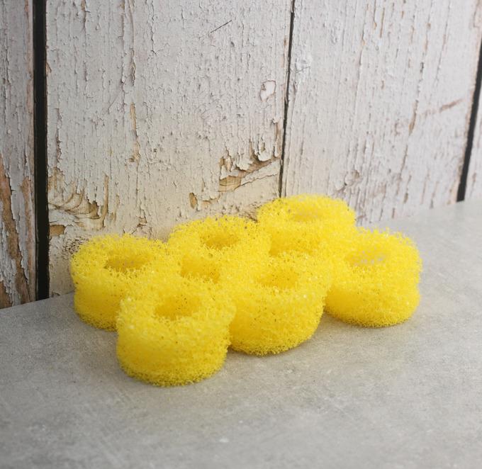 머리카락거름망(24P) - 리빙스토리, 4,500원, 정리용품/청소, 욕실청소용품