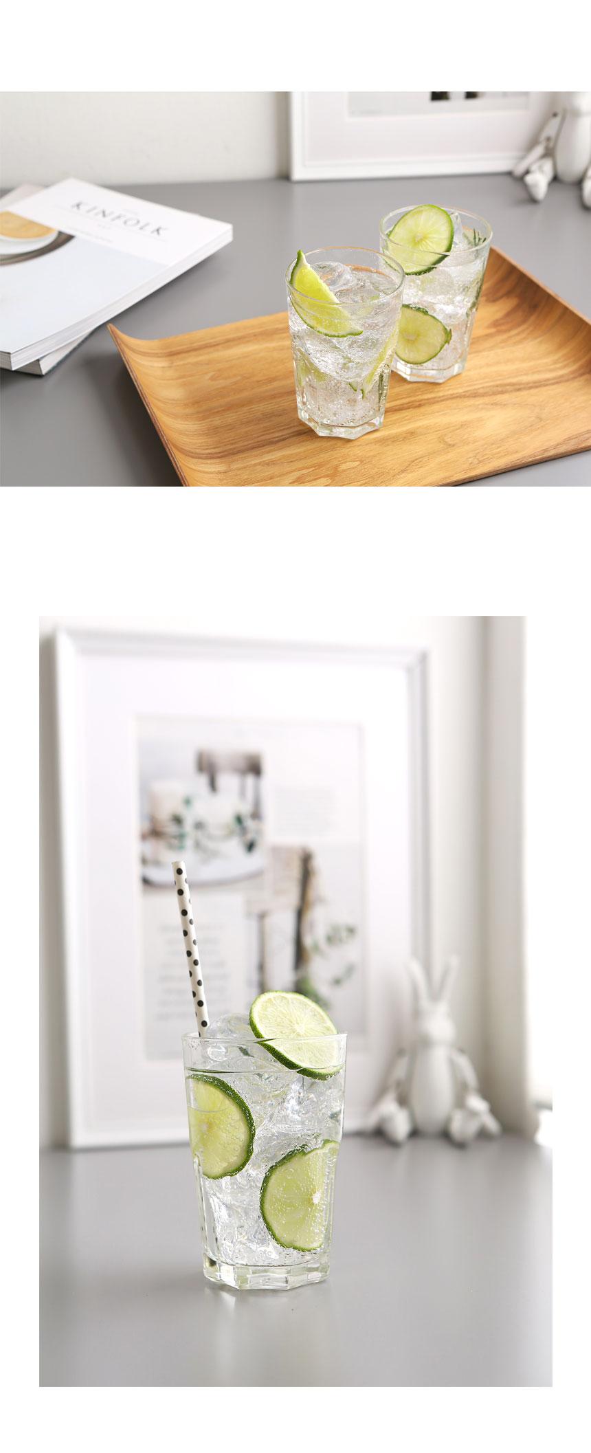 럭키글라스 유로 텀블러 카페 유리맥주컵 13oz.(378ml) - 글라스코, 1,640원, 유리컵/술잔, 유리컵