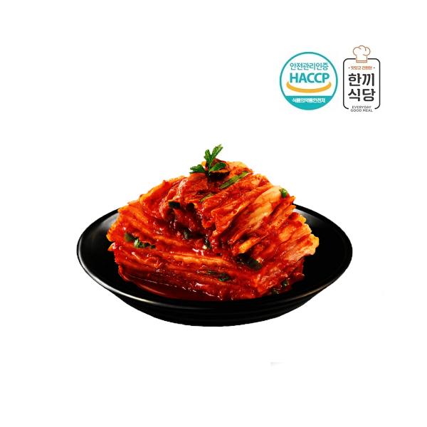 [한끼식당] 우리 농산물 100% 맛있게 매운 실비김치 수육과 찰떡궁합 보쌈김치 밥도둑 별미 김치 골라 담기 이미지