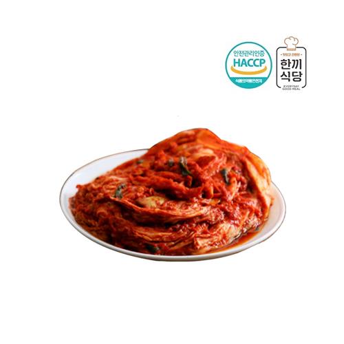 [한끼식당] 우리 농산물 100% 포기보쌈김치 3kg 이미지