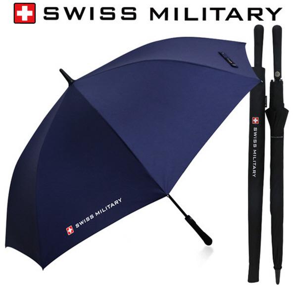[스위스밀리터리]75자동 올화이바 장우산