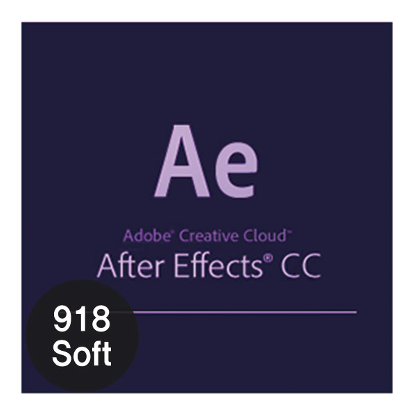 Adobe After Effects (에프터 이팩트, 임대)