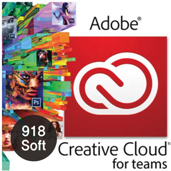 Adobe CreativeCloud (CCT, 연간, 어도비 임대)