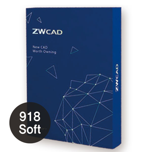 ZWCAD Architecture 영구버전 캐드 (오토캐드 LT)