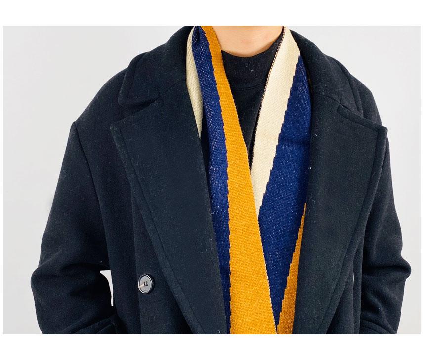 쁘띠 빌몬드 머플러 겨울 니트 여성 숏 남자 목도리 - 이경희 디자인랩, 10,900원, 머플러, 니트 머플러