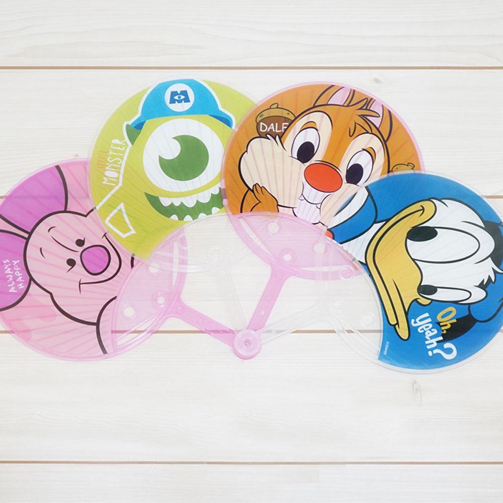 디즈니디즈니 캐릭터 부채S 2p(랜덤발송)