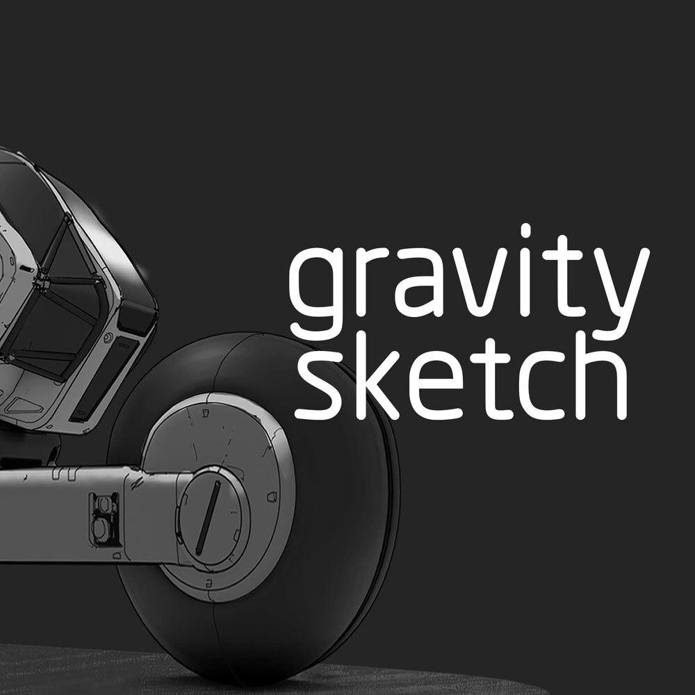VR 체험 교육 콘텐츠 그래비티 스케치 Gravity Sketch