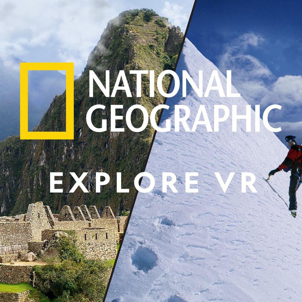 VR 체험 교육 콘텐츠 National Geographic Explore VR