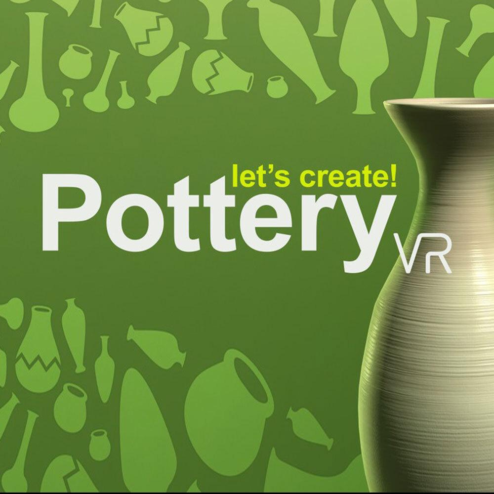 VR 체험 교육 콘텐츠 도자기 굽기 Let's Create! Pottery VR