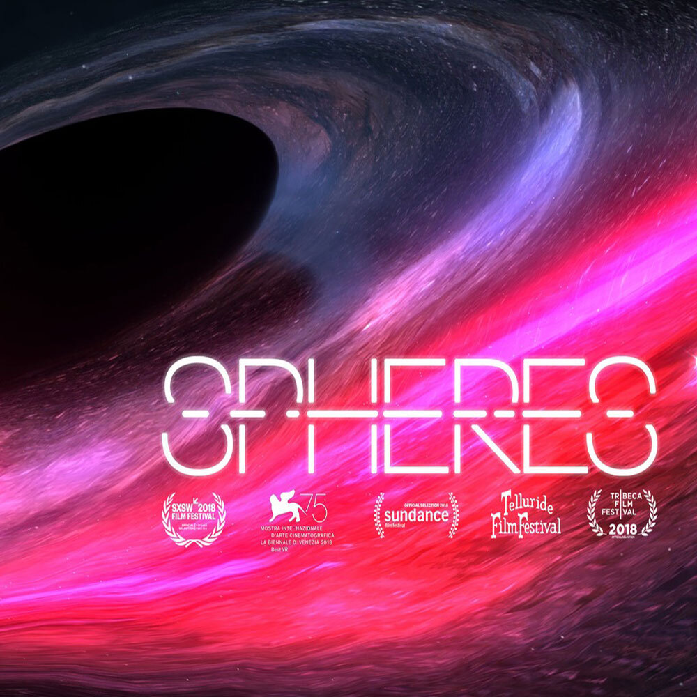 VR 체험 교육 콘텐츠 우주 천체 SPHERES
