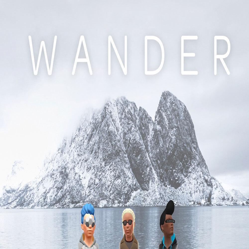 VR 체험 교육 콘텐츠 Wander