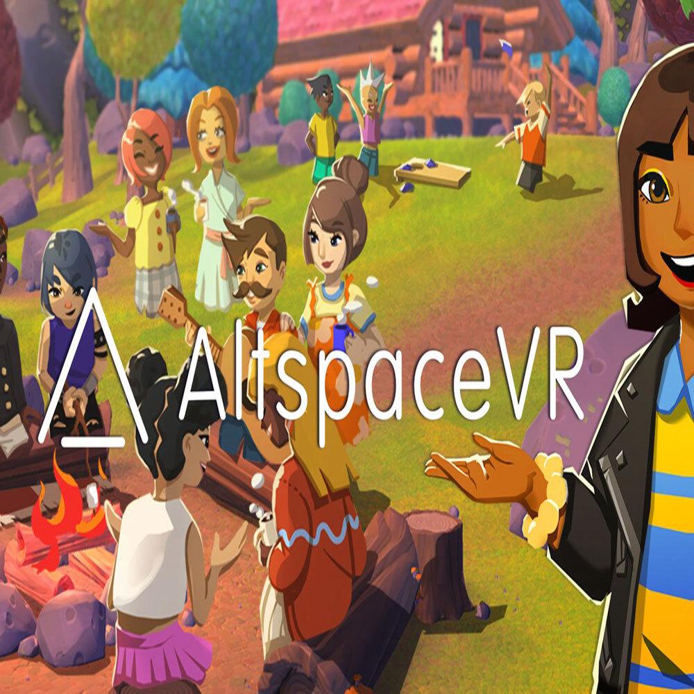 VR 체험 교육 콘텐츠 AltspaceVR