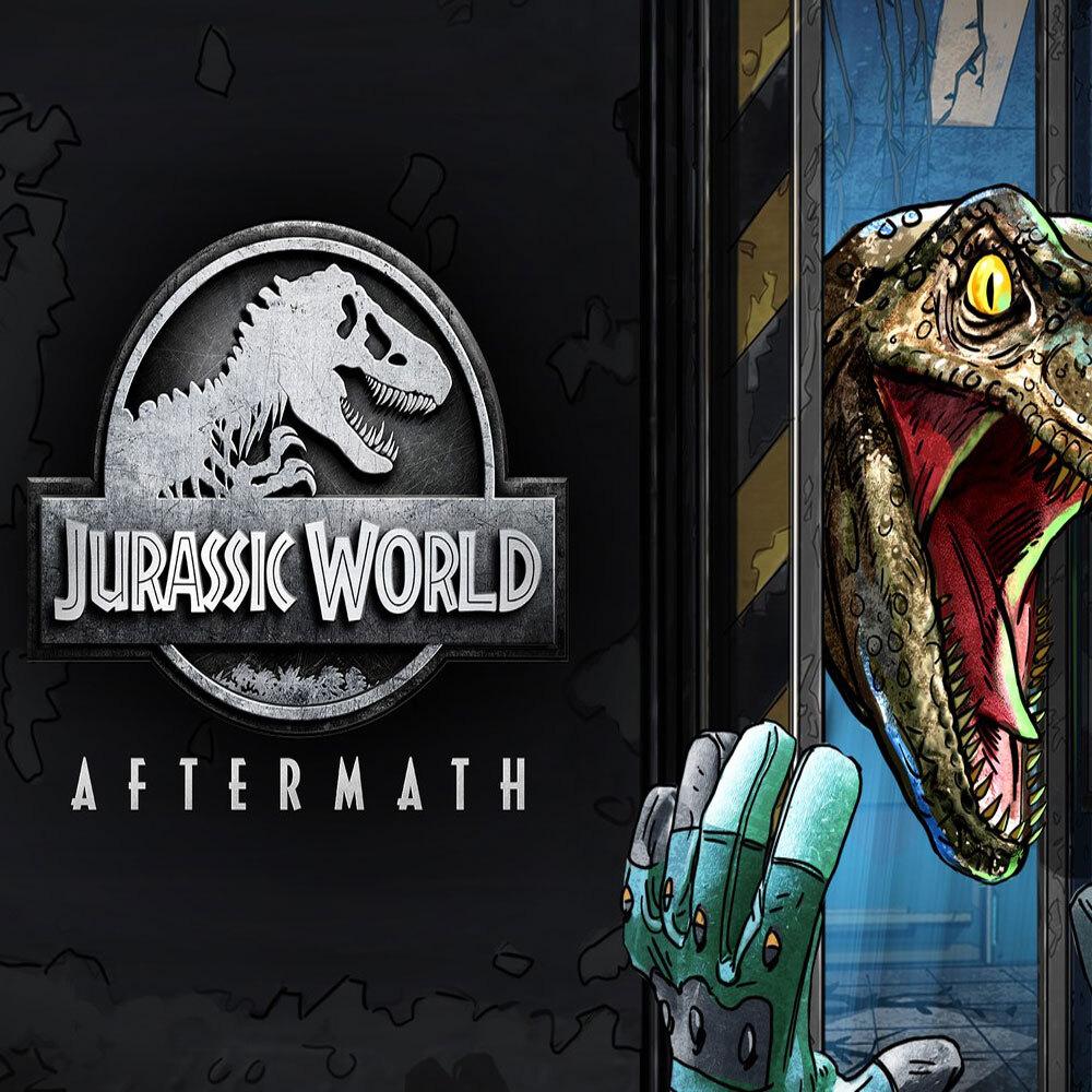 VR 체험 교육 콘텐츠 쥬라기 월드 애프터매스 Jurassic World Aftermath
