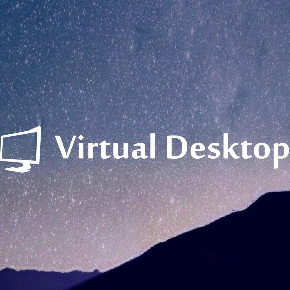 VR 체험 교육 콘텐츠 Virtual Desktop