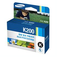[삼성정품잉크] INK-K200 검정잉크
