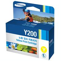 [삼성정품잉크] INK-Y200 노랑잉크