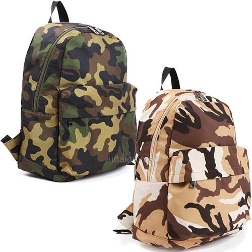 Camo Camouflage Backpacks Bookbags Bags Military Army Style ...