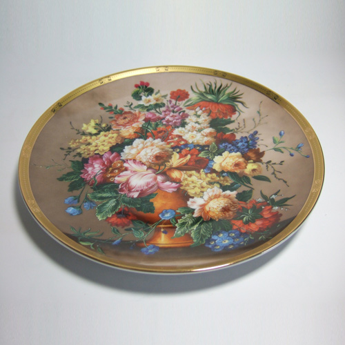 Wall hangings decorative plates home decor ceramic porcelain art collectibles ebay - Decor wall plates ...