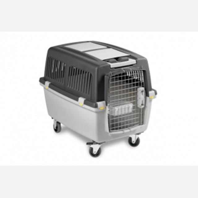 강아지 고양이 철문 이동장 걸리버 디럭스4 특대형