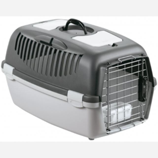 강아지 고양이 물통 철문 이동장 걸리버 디럭스3 L