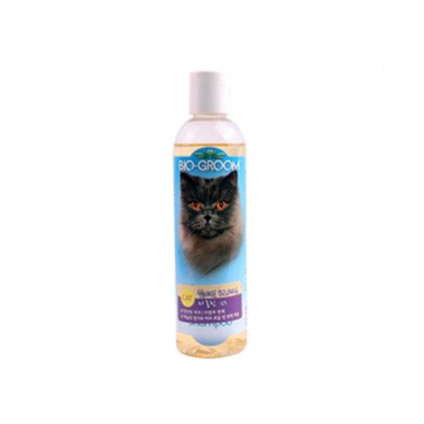 바이오그룸 실키캣 프로테인 라놀린 고양이 샴푸 236ml
