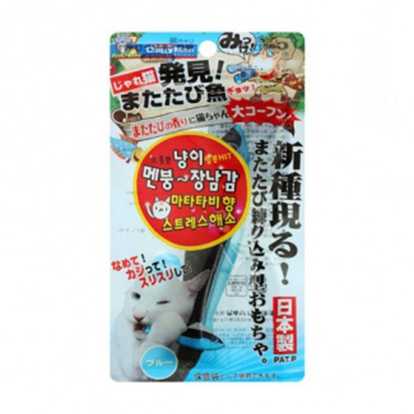 캐티맨 마따따비 생선 블루 1개입