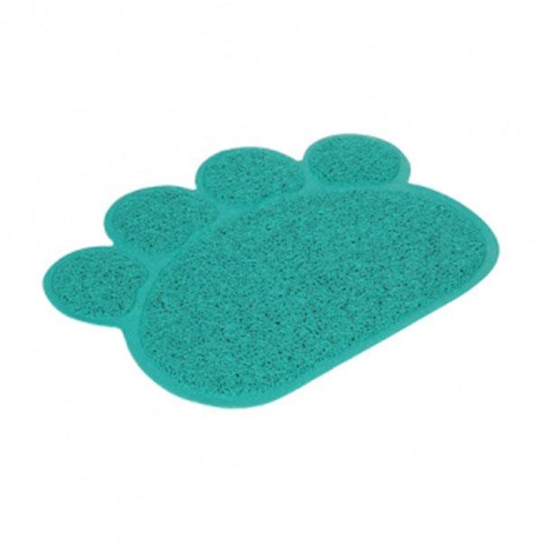 펫라이프 발바닥 리터캡쳐매트 블루